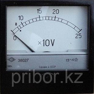 Э8027 Щитовой вольтметр переменного тока