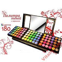 Профессиональная цветовая палитра 180 теней, фото 1