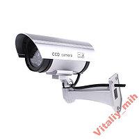 Муляж наружной камеры видеонаблюдения с диодом