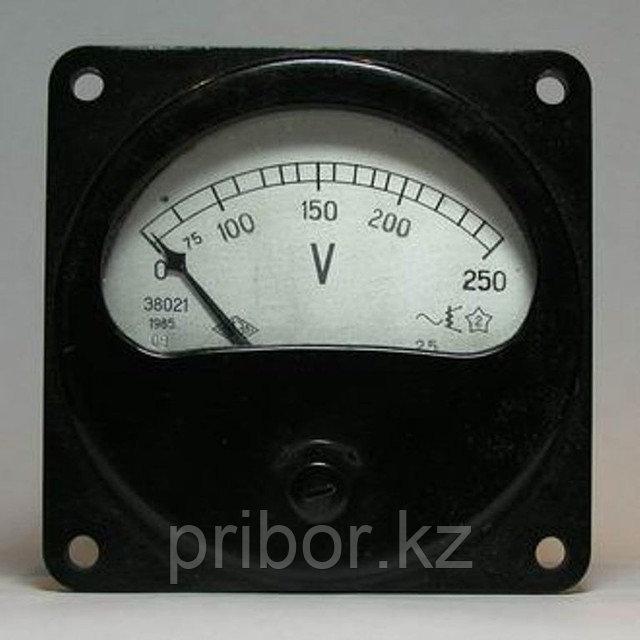 Э8021 Щитовой вольтметр переменного тока