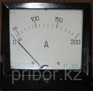 Э378 Щитовой амперметр переменного тока