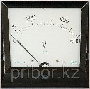 Э378 Щитовой вольтметр переменного тока