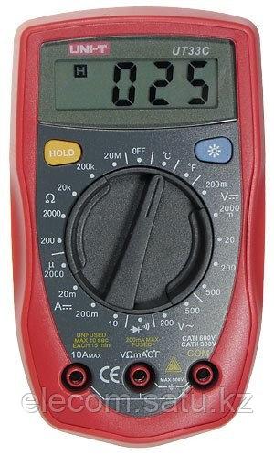 Мультиметр UT33C