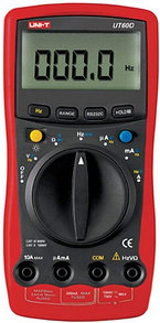 Мультиметр UT60D