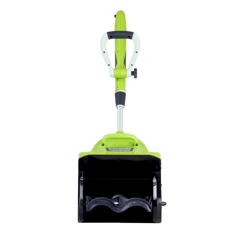 Снегоуборщик электрический Greenworks 950W 30 см