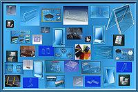 Изделия из оргстекла, акрила, пластика, ПВХ, PVC