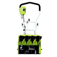 Снегоуборщик электрический Greenworks 10 А 40 см, фото 1