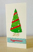 Изготовление новогодних открыток