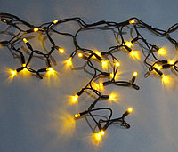 Светодиодная гирлянда LED-KS-60-6M-Y 220V желтый