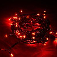 Светодиодная гирлянда LED-KS-60-10M-R-220V красный