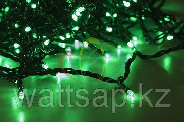 Светодиодная гирлянда LED-KS-60-10M-G-220V зеленый