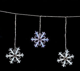 Гирлянда  LED с рождественскими фигурами STRING DECOR
