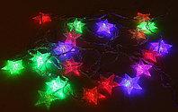 Светодиодная гирлянда LED (звезда) 2м