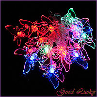 Светодиодная гирлянда LED (ангел) 2м