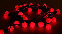 Светодиодная гирлянда LED YS-D026 красный