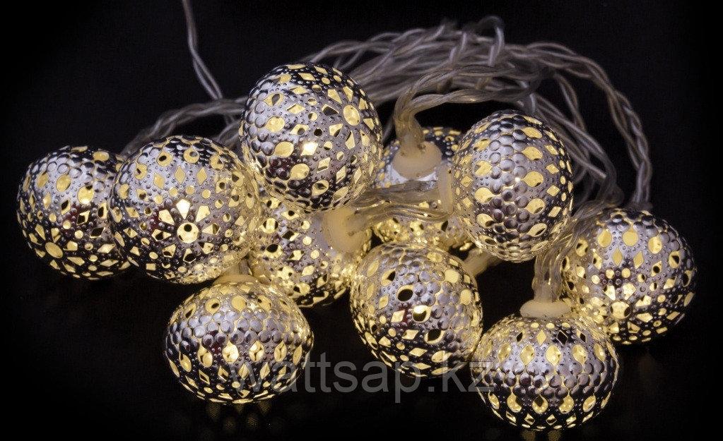 Гирлянда Восточная ночь, 20 LED