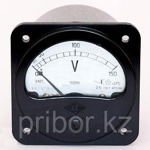 Э421 Вольтметр щитовой переменного тока