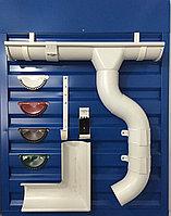 Водосточная система металлическая круглого сечения 125/100