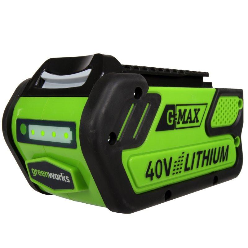 Аккумулятор G-MAX 40V 2 Ah