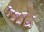 Разделитель для пальцев ног