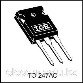 IGBT транзистор IRG4PC50U
