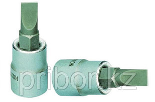 "23742 Proxxon Отверточная бита плоская на 1/4"", 33 мм, FD 8 мм"