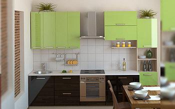 Кухня ЛДСП, МДФ 3,5м
