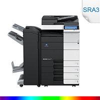 МФУ Konica Minolta bizhub С458 Полноцветное МФУ 3 в 1 (копир-принтер-сканер) формата А6 - SRA3