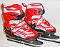 Раздвижные детские ледовые коньки SKATES, фото 4