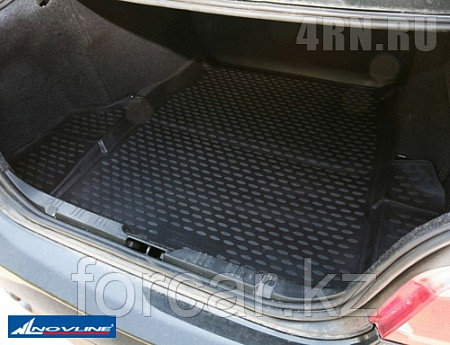 Коврик в багажник BMW 5 2003-2010, седан (полиуретан), фото 2