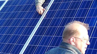 Солнечная станция 3,5 кВт 1600 А/ч аккумуляторы 4