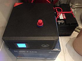 Инвертор с аккумулятором для автономной работы солнечного водонагревателя