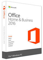 Microsoft Office. MS Office Home and Business 2016 32-bit/x64