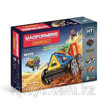 Магнитный конструктор Magformers Racing Set (39 деталей)