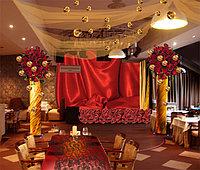 Новогоднее оформление ресторанов в Алматы, фото 1