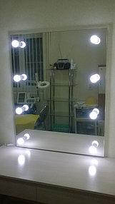 Визажное зеркало в салон красоты (14 октября 2015) 1