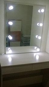 Визажное зеркало в салон красоты (14 октября 2015) 3