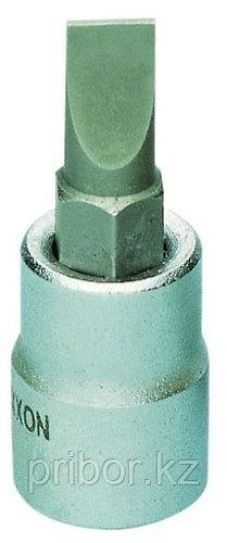 "23741 Proxxon Отверточная бита плоская на 1/4"", 33 мм, FD 7 мм"