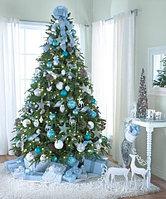 Оформление новогодних елок