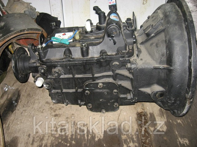 Коробка передач (КПП) 17LG38 (YUEJIN) Юджин