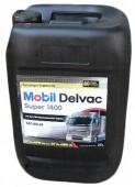 Моторное масло Mobil Delvac Super 1400 15W-40