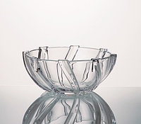 Салатник 28 см Infinity (Crystalite, Чехия)