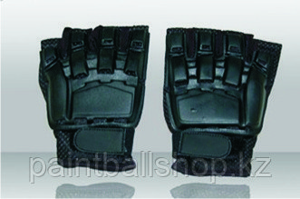 Перчатки защитные для игры в пейнтбол Half-finger
