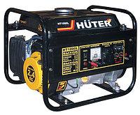Электрогенератор бензиновый HUTER HT1000L 1 кВт, фото 1