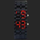 Часы-браслет 'Iron Samurai', фото 2