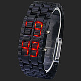 Часы-браслет 'Iron Samurai', фото 3