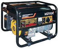 Электрогенератор бензиновый HUTER DY3000LX 2,5 кВт, фото 1