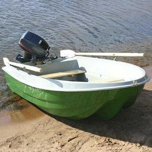 лодки пластиковые и стеклопластиковые