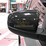 Карбон накладки на зеркала BMW F15, фото 3