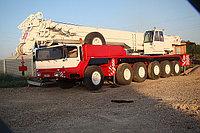 УСЛУГИ АРЕНДЫ АВТОКРАНА LIEBHERR 140 тонн